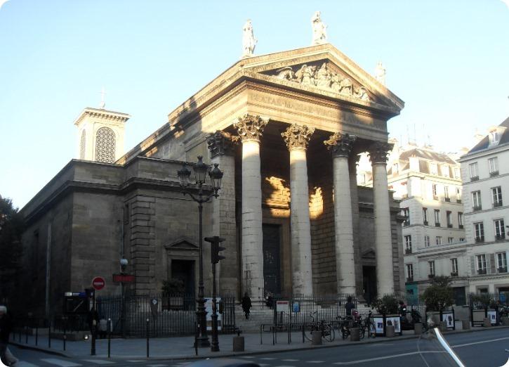 Notre Dame de Lorette - Paris