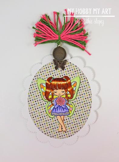 Fairy Flower Scent, Lemon Shortbread, Ruthie Lopez