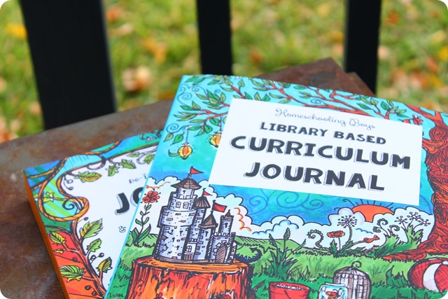 Library Based Curriculum Journal