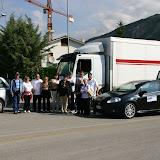 Missione a L'Aquila - 28 giugno 2009