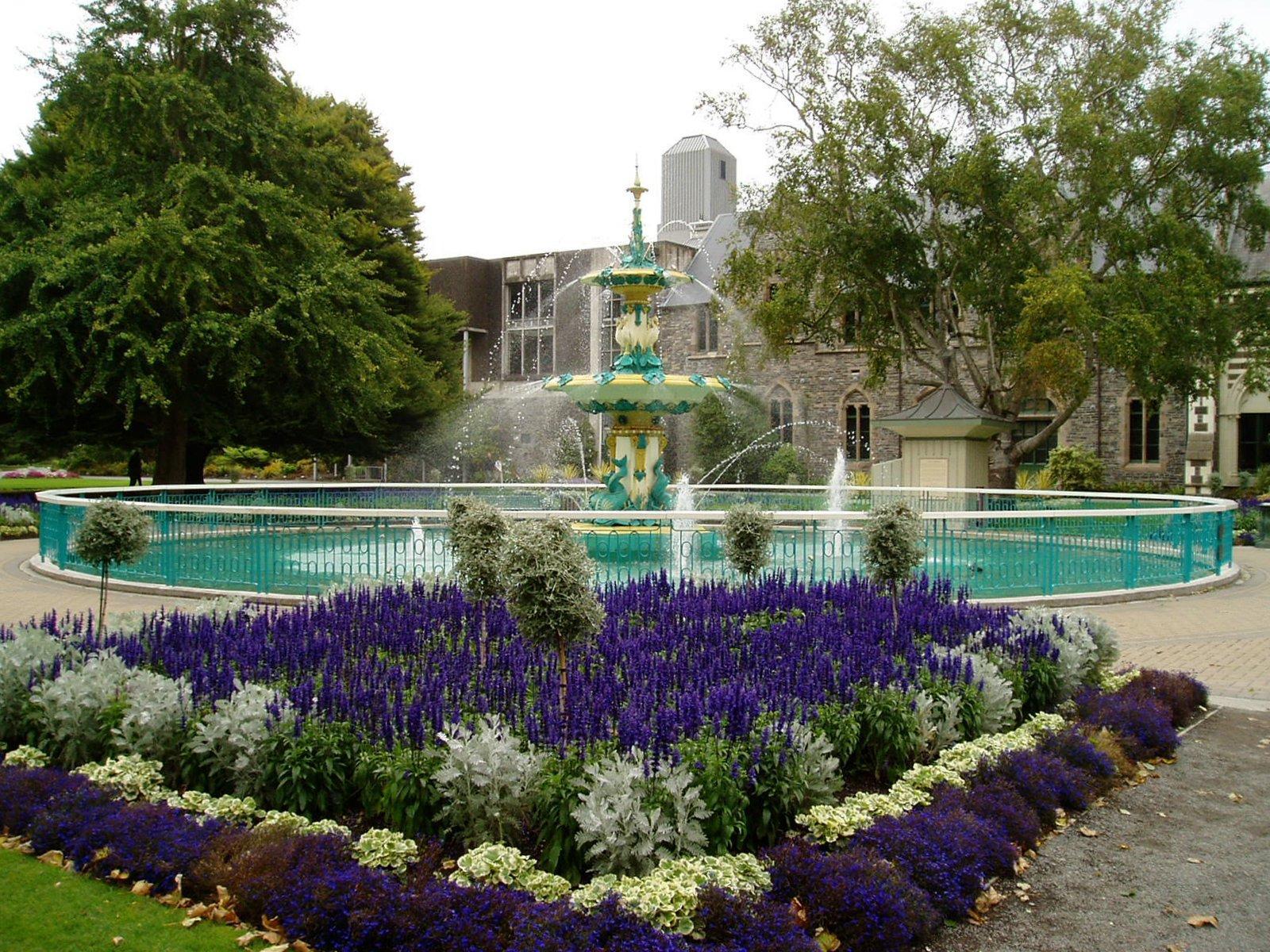 Jefferson world trip mar o 2011 for Landscape gardeners christchurch