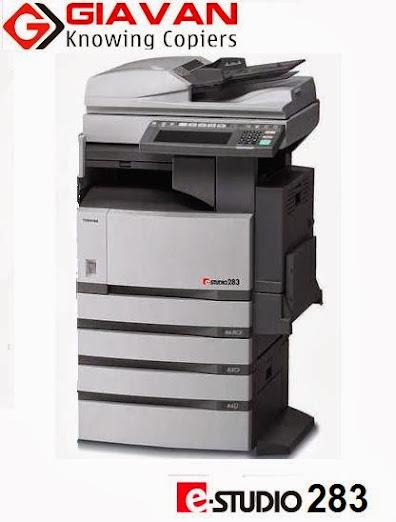 máy photocopy toshiba E283, máy photocopy toshiba, máy photocopy