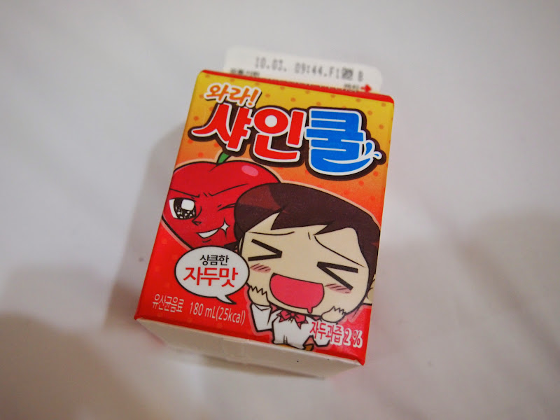 韓国 ジュース