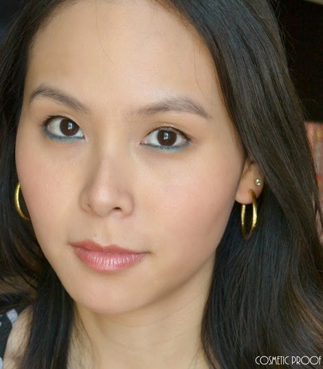 Elizabeth Arden Sunkissed Pearls Cream Eye Shadow Stylo Review Makeup Look