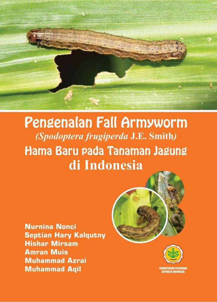 ulat grayak jagung fly armyworm