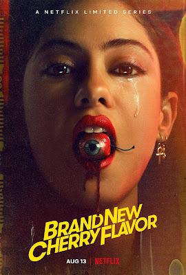 Brand New Cherry Flavor Netflix