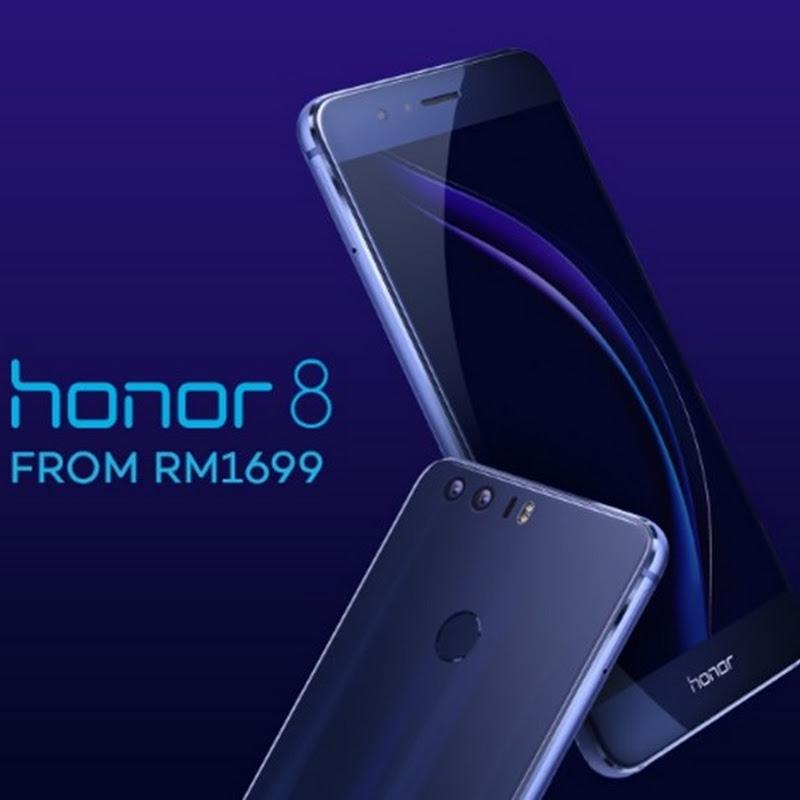 8 Kelebihan Smartphone Huawei Honor 8