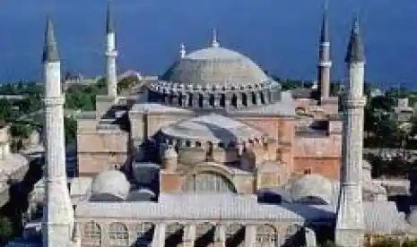 Hagia Sophia Jadi Masjid? Politik Turki Makin Panas