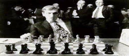 El inigualable Bobby Fischer