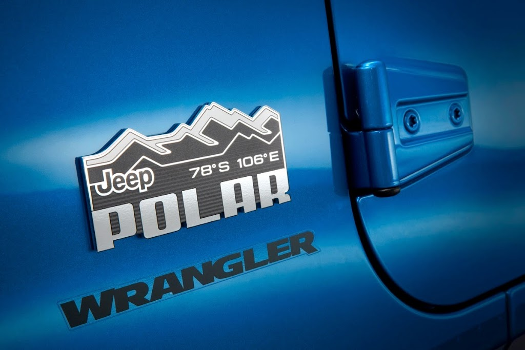 2014 JEEP WRANGLER POLAR EDITION 024WR