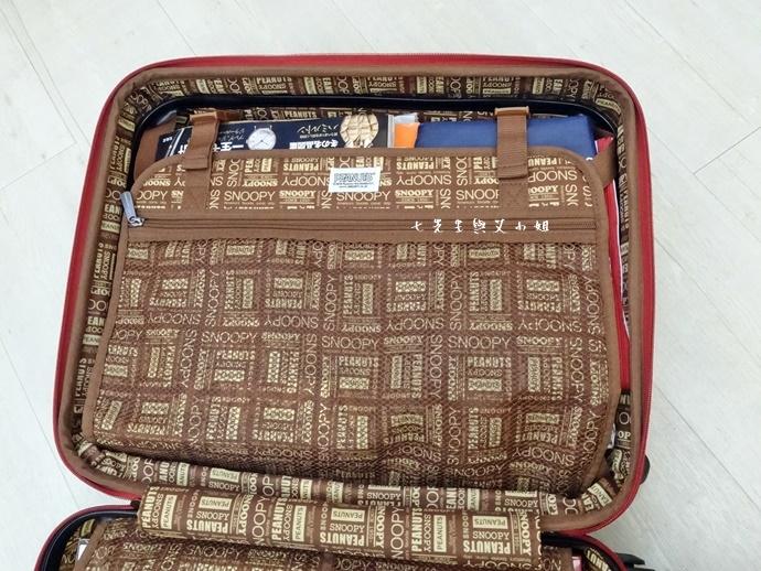 23 史努比登機箱 關西空港 關西旅遊 大阪旅遊 必買 戰利品