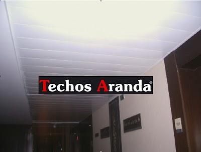 Imagen de techos metalicos Madrid