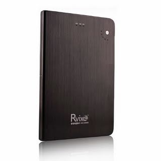 RVIXE® Noah's Ark 18000mAh Multi-voltage Backup External Battery Pack for Laptops, Notebooks, Netbooks, Tablets, Cell Phones - HP; Dell; Sony; IBM; Samsung; Toshiba; Acer; ASUS Laptops / Apple iPad 4 3 2 1, iPad Mini; Android Tablet, Google Nexus 7 Nexus 10 / iPhone 5, 4s, 4; Samsung Galaxy S4, S3 ...