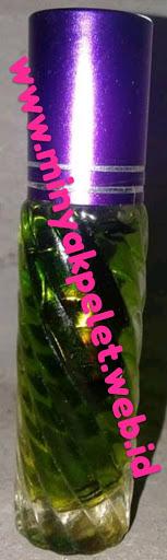 Minyak Pelet Samber Lilin