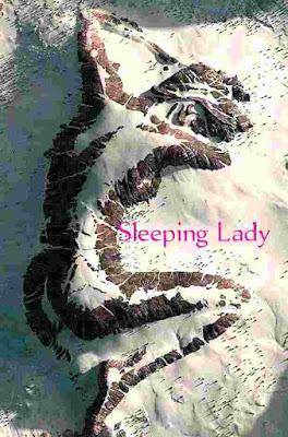 माउंट सुसीत्ना   Sleeping Lady About In Hindi