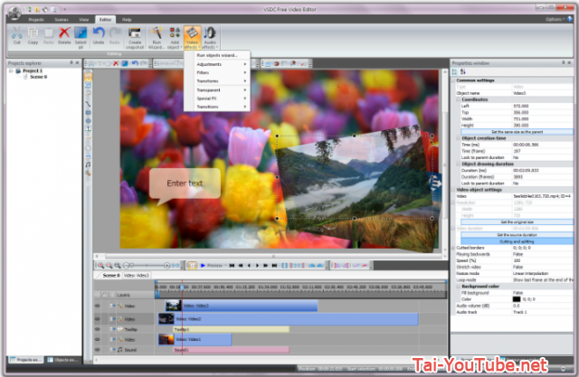 Một số ứng dụng hỗ trợ biên tập video free cho Windows + Hình 2