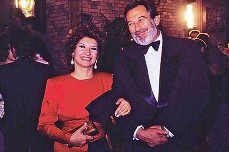 Paulo Goulart e Ana Rosa O Dono do Mundo