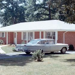 1968 Parsonage