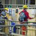Após 1ª dose de vacina contra Covid-19, portuários devem manter os cuidados