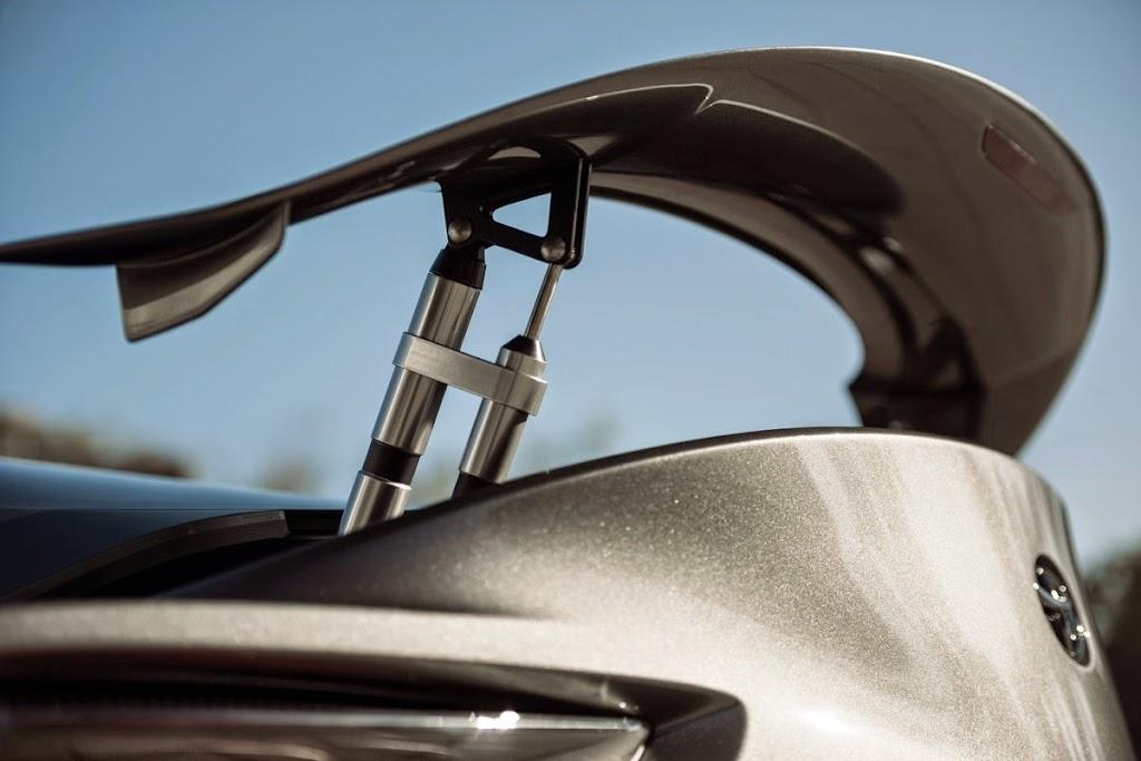 Toyota FT1 Concept New Supra Pebble Beach Monterey006