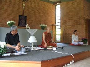 Retiro em SP - Casa de Dharma - Schloé