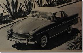 Hansa 1960 1100