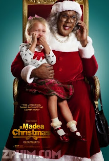 Giáng Sinh Của Madea - Tyler Perry's A Madea Christmas (2013) Poster