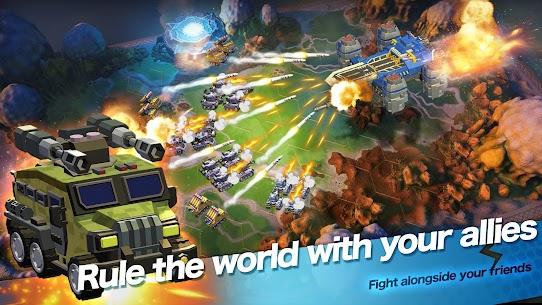 Top War: Battle Game Mod 1.56.0 Apk [Unlimited Money] 4