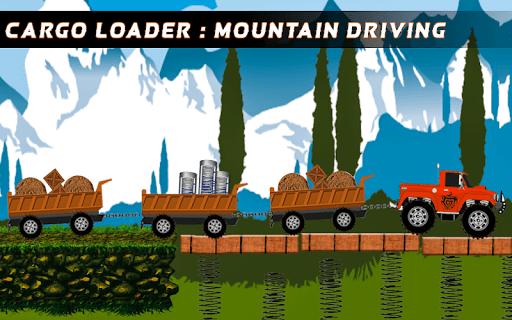 Cargo Loader : Mountain Driving screenshots 11