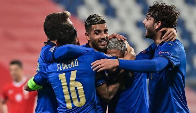 Hasil UEFA National League Belloti
