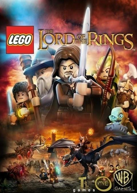 โหลดเกมส์ (PC) LEGO The Lord of the Rings