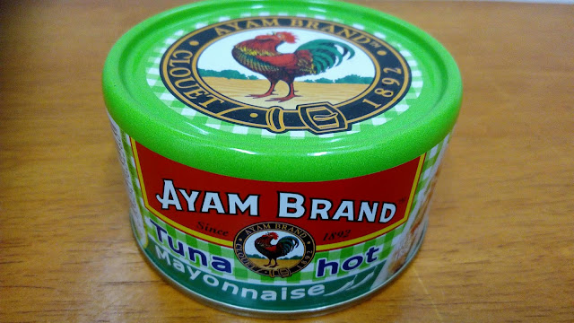 Ayam Brand - Tuna Hot Mayonnaise