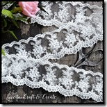 llc 45mm white lace