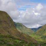 El Limonal, 1000 m (Imbabura) et la vallée du Rio Mira, 5 décembre 2013. Photo : J.-M. Gayman
