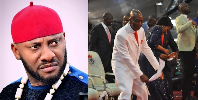 'Church is now a business, save yourself' – Yul Edochie warns Christians