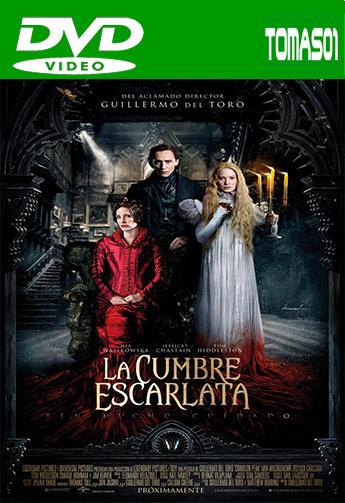 La cumbre escarlata (Crimson Peak) (2015) DVDRip