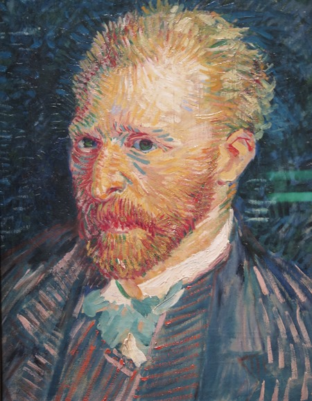 van gogh_self portrait 1