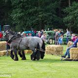Stro race Tonnenmakers trekpaarden