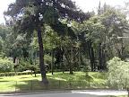 Parque público en Bogota
