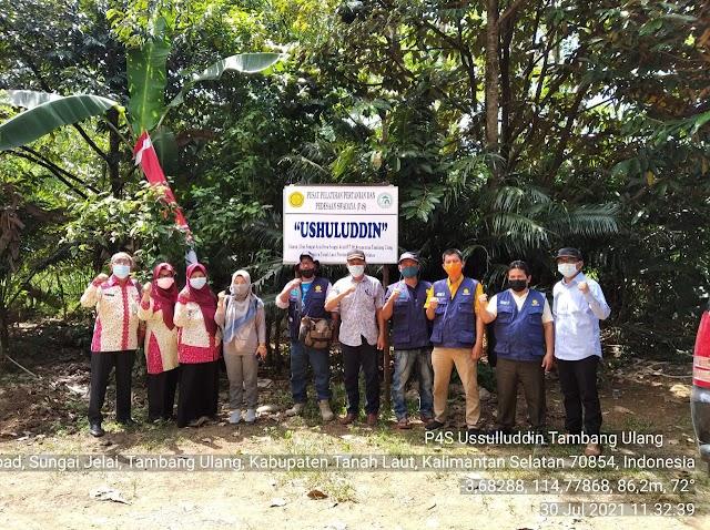 SMK PP Negeri Banjarbaru Bekali Peserta YESS dengan Magang