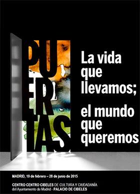 Exposición 'Puertas', una reflexión sobre la pobreza en CentroCentro