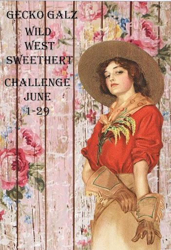 Wild west sweetheart Challenge