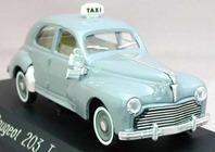 4557 Peugeot 203 Taxi 1954