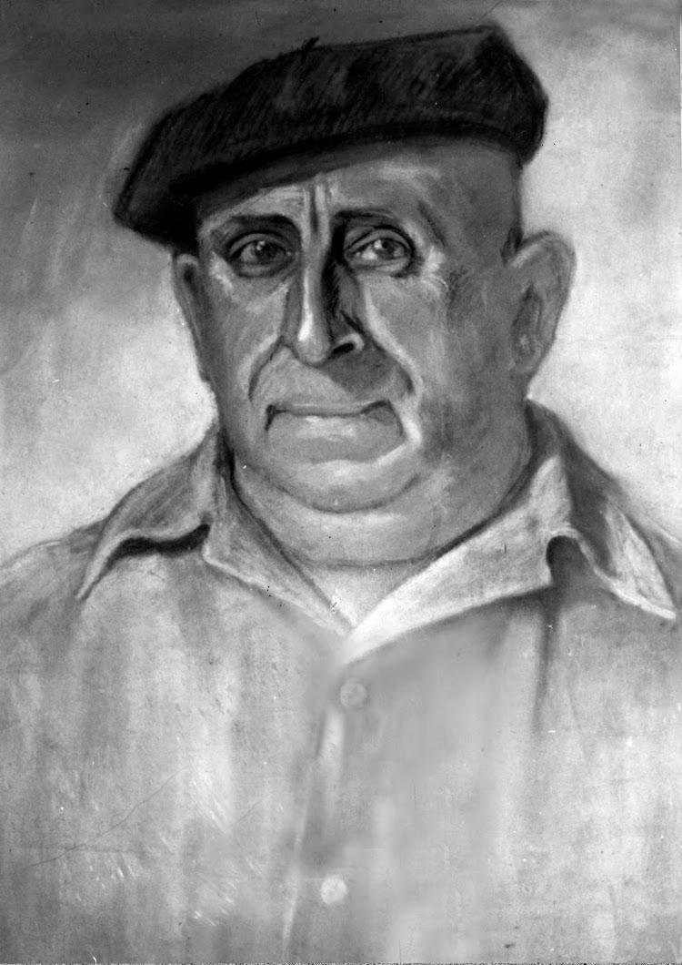 Pintura de Eustakio Arrinda del libro Euskalerria Eta Arrantza. Colección Alex Turrillas. Nuestro agradecimiento.jpg