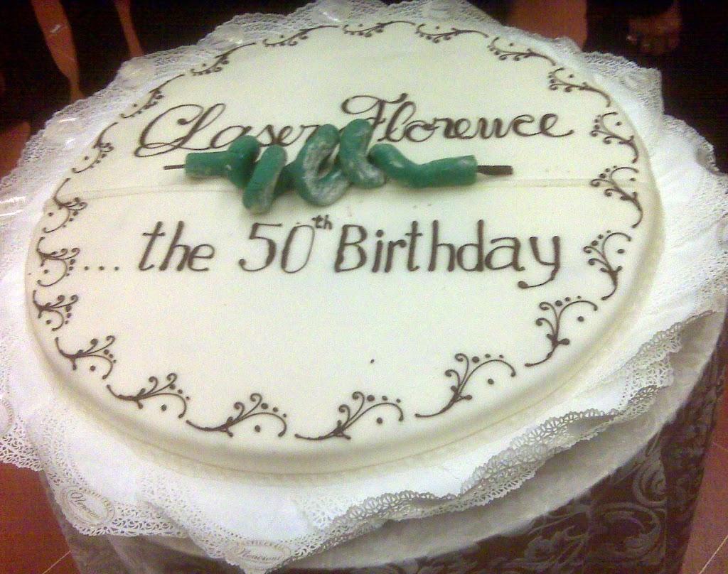 laserflorence cake
