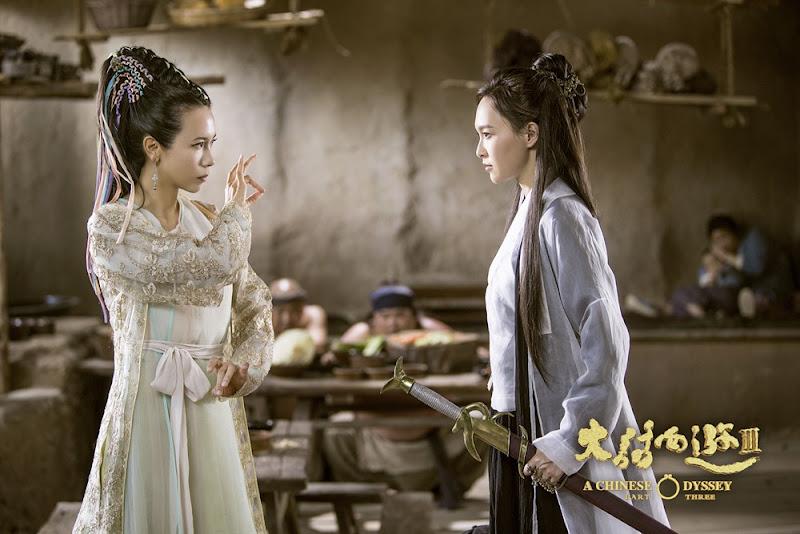 A Chinese Odyssey Part Three China / Hong Kong Movie