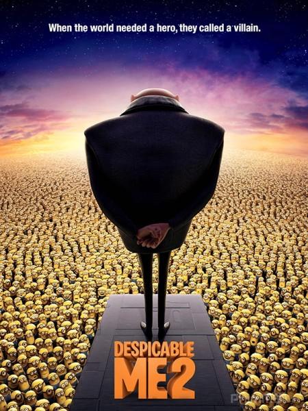 Kẻ Cắp Mặt Trăng 2 - Despicable Me 2 (2013)