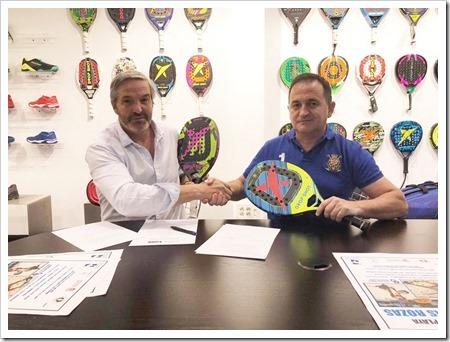 Drop Shot y la Federación de Tenis de Madrid renuevan su compromiso con el tenis playa madrileño.