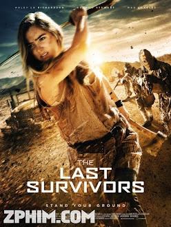 Nguồn Sống Cuối Cùng - The Last Survivors (2014) Poster