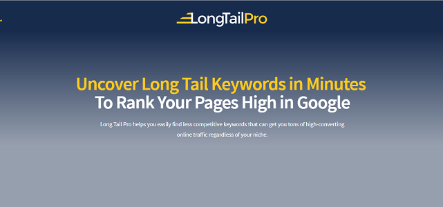 longtailpro